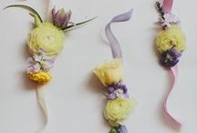 - bout + corsage - / by Emily Leach