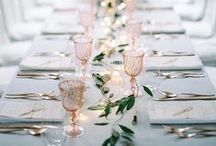 - place setting - / by Emily Leach