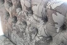 MAPS / by Nancy Pentecost