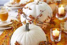 Fall/Halloween/Thanksgiving Decorating