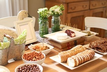 Entertaining / Appetizer recipes, drinks, and tips for entertaining guests / by Jennifer McHenry | Bake or Break