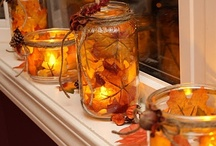 Autumn home Decorating ideas