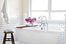 Beautiful baths...