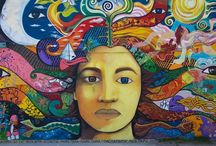 Murals / Amazing artist around the world  / by Jan Taylor