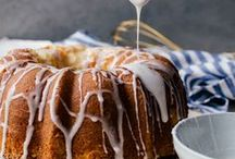 Bundt Cakes / Bundt cakes are one of my favorite kinds of desserts to bake! No layers, no detailed frosting, just delicious dessert! Find some great Bundt cake recipes here!