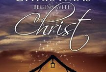 Christmas / The true meaning of Christmas is the birth of our Lord and Savior..... JESUS