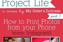 Project Life Tutorials  / by Abby B