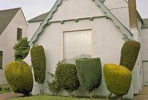house - exteriors