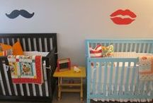 Baby Nursery's / rooms  / by Cindy Long Fowler