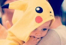 When i have kids... / I'm going to be such a nerdy mom...  ~<3
