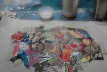 Studio creations / Creative Chick's artistic creations.