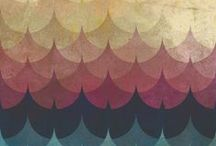 Our Favorite Patterns / Great pattern & design ideas for website design elements and website backgrounds!