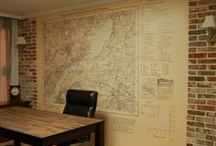 Map Mania / Find maps from Britain to the Moon and back – if it's a map then we probably have it in some way, shape or form. The perfect way to transform any space in your home, with the level of detail in these maps you're guaranteed to keep discovering new parts of the world every time you look!
