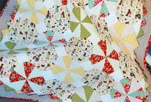 Quilting / by Rachel Martineau