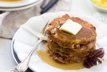 Breakfast and Brunch Recipes / Favorite recipes for a perfectly delicious morning meal!
