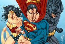Superheroes: DC / by Adria Riley