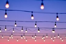 - lighting - / by Emily Leach