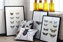More #CreativeChallenge Inspiration / Need more inspiration to create your mood board? Here is a bugs and beasts inspired room, based on our popular collection.  Enter our 'CreativeChallenge here and win a £200 voucher: https://www.surfaceview.co.uk/competitions/pin-your-dream-room-design-to-win-200-pounds