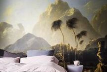 Utopia Edit / Sandy beaches and swaying palm trees, magnificent mountains with flowing waterfalls or tropical gardens filled with colourful birds and exotic plants - many of us have a idyllic picturesque haven in mind. Bring these beautiful backdrops a step closer and re-imagine a peaceful paradise in your own home with the Utopia edit.