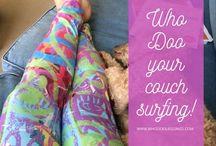 Wearable Art Leggings / Www.whodooleggings.com