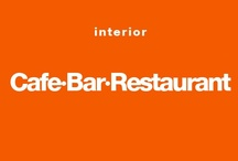 Interior - Cafe·Bar·Restaurant / by Marcelo K