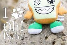Accessoires pour chien / Oh ! Pacha est une boutique en ligne proposant des produits pour chiens et chats originaux et branchés. http://www.ohpacha.com