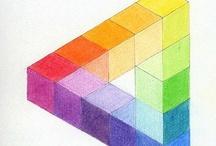 :::colored pencil:::color design :::