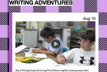 Writing Adventures