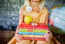 Back to School ideas / by Lisa Carter