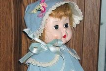 Old Dolls-Oude poppen
