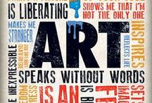 Art Life / Here are compelling reasons why art and enjoying a creative life is important.