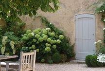 Ideetjes voor de tuin / by Jettie