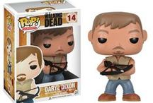 The Walking Dead / Buy The Walking Dead toys from TheVinylDead.com