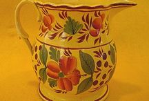 Antique English Pottery