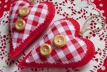 Valentýn / srdiečka