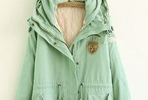 Style: Coats&Jackets