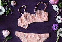 Flora Nuit Events / A look at Flora Nuit lingerie parties.