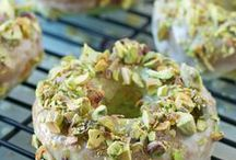 Pistachio Recipes / You will be surprised with all the unique and delicious pistachio recipes you will find on this board.  These ideas will get those creative juices flowing in the kitchen.  For more recipes, visit www.diamondnuts.com. / by Diamond Nuts