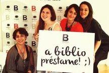 Nós, o equipo. / Fotos do #equipoBRB e das súas locas ideas! Ven a divertirte con nós!
