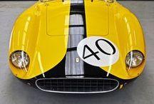 CARS / Cars we love, legendary cars