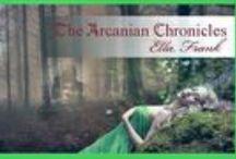 Ella Frank 'The Arcanian Chronicles'