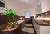 ELK Wohnideen – Badezimmer / Entspannung und Gemütlichkeit werden im Badezimmer vereint. So lässt es sich leben!