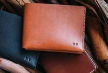 BAXTER.SLIMLINE / Images of The Baxter Slimline Wallet