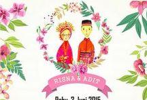 Wedding Risna & Adit