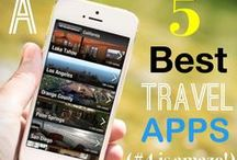 Travel apps and accessories