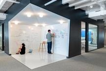 Office Designs / Work space, shapes and adapts to the culture you want to bring out