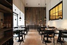 Interior / Restaurant / Wood / Design _ Interior _ Ideas _ Wood _ Restaurant _ Holz _ Дизайн интерьера _ Ресторан _ Дерево