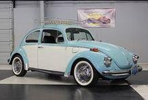 Vosvos / Volkswagen Beetle