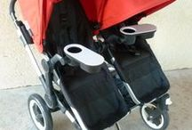 Strollers for getting around / Strollers for infants ~ single, doubles and triples and sometimes MORE. Some carry car seats, some carry more than one.  Jogging strollers some for putting around and some for the serious jogger.   #infantstoller #singlestroller  #doublestroller #triplestroller  #carseatstroller  #joggingstroller  #seriousjoggerstroller