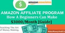 Amazon Affiliates - Make Money Online / Earning passive income from home using Amazon Affiliate